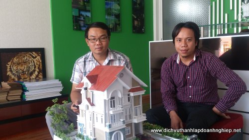 Thủ tục thành lập doanh nghiệp - Nguyễn Minh Phú