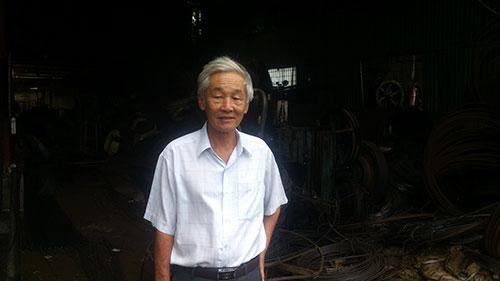 Chú Long - Chủ doanh nghiệp lưới Tân Long