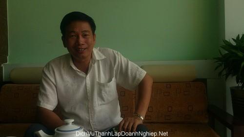 Thủ tục thành lập doanh nghiệp - Lê Minh Đức - Chủ doanh nghiệp cung ứng lao động