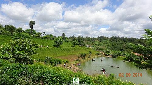 văn hóa doanh nghiệp -Khu du lịch Ko Tam