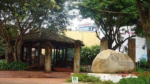 văn hóa doanh nghiệp - Làng cafe Trung Nguyên