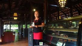 văn hóa doanh nghiệp - Không gian cafe Trung Nguyên