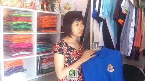 chị Phương đã xin được cấp giấy phép thành lập công ty TNHH MTV Phương Nguyên Phương