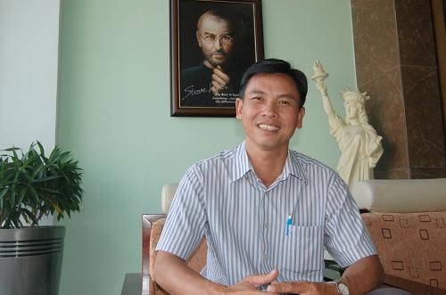 Anh Nguyễn Ngọc Tuấn - Giám đốc điều hành Công ty CP Thuế kế toán Luật Việt Á
