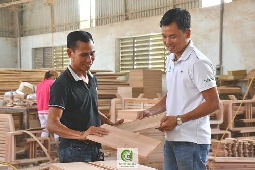 Anh Nguyễn Công Vinh - Công ty TNHH Thiên Ngọc Hân