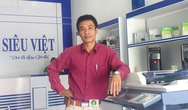 Phạm Văn Sơn -CtyTNHH SieuViet