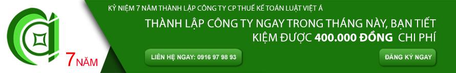 Luật Việt Á Khuyến Mãi Lớn