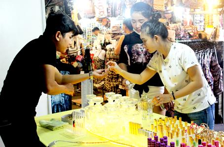 Lĩnh vực bán lẻ hàng hóa được nhiều doanh nghiệp thành lập mới trong tỉnh đăng ký hoạt động